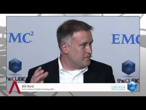 Bill Reid - EMC World 2013 - theCUBE - #EMCWorld