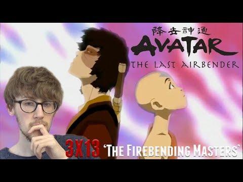 Avatar The Last Airbender Season 3 Episode 13 - 'The Firebending Masters' Reaction