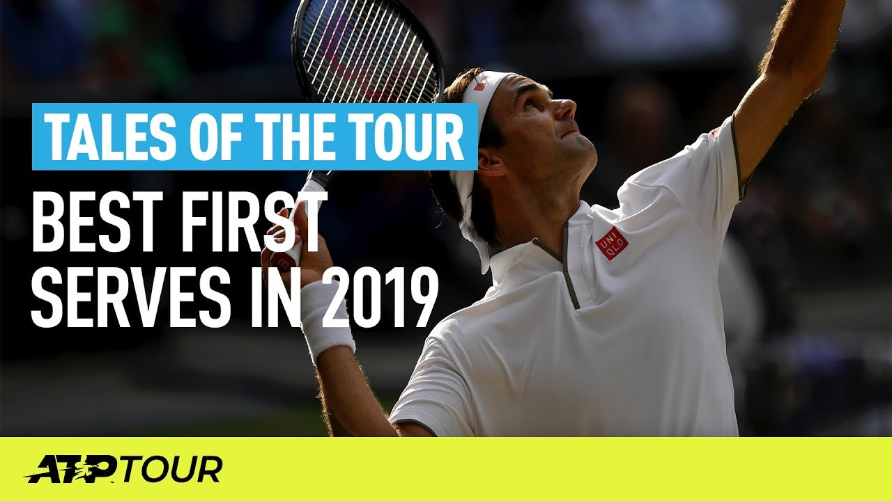 Who Has The Best First Serve On The ATP Tour?