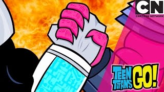 Teen Titans Go! | Doomed | Cartoon Network