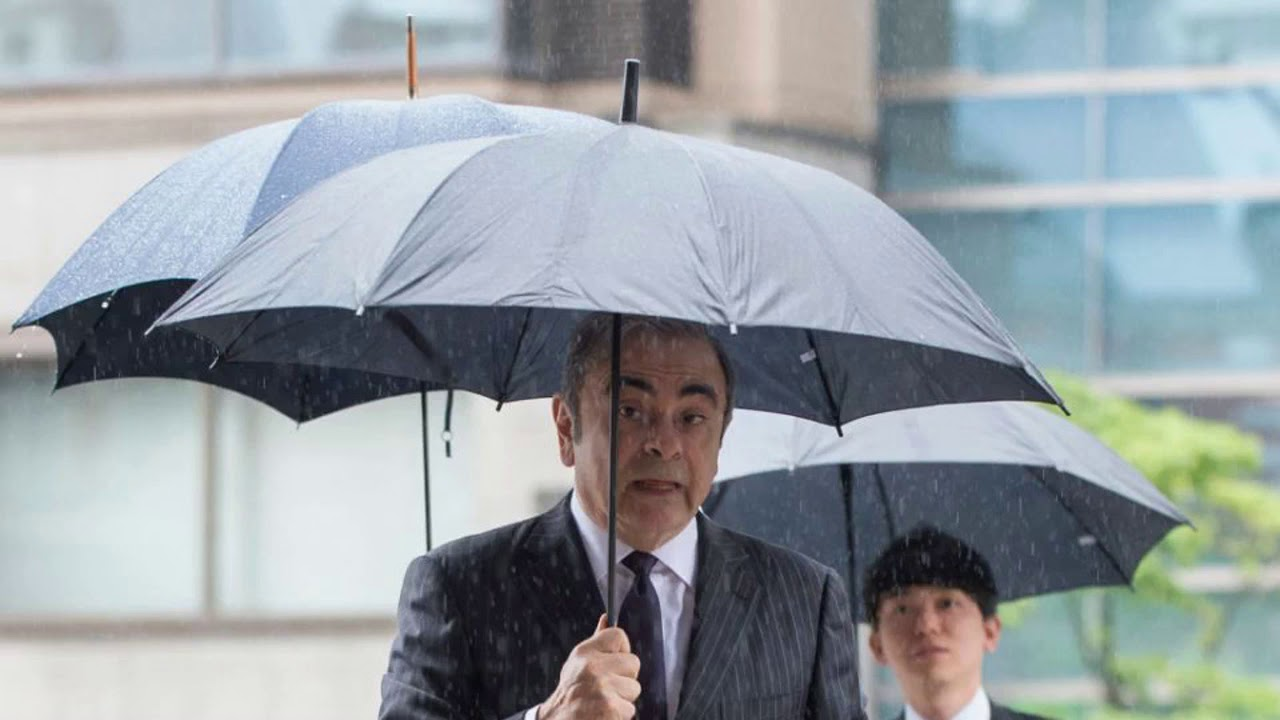 Ousted Nissan exec Carlos Ghosn in Lebanon, left Japan over ...