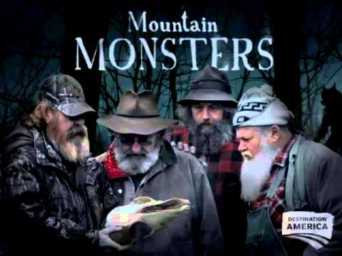 Mountain monster theme song