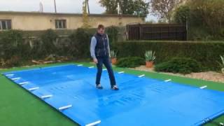 Pool cover Security Safety