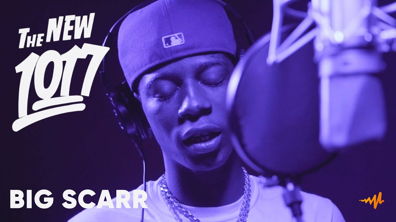 "Download Big Scarr Covers Gucci Mane's Hit Song ""Big Boy Diamonds"" I 17 Bars"