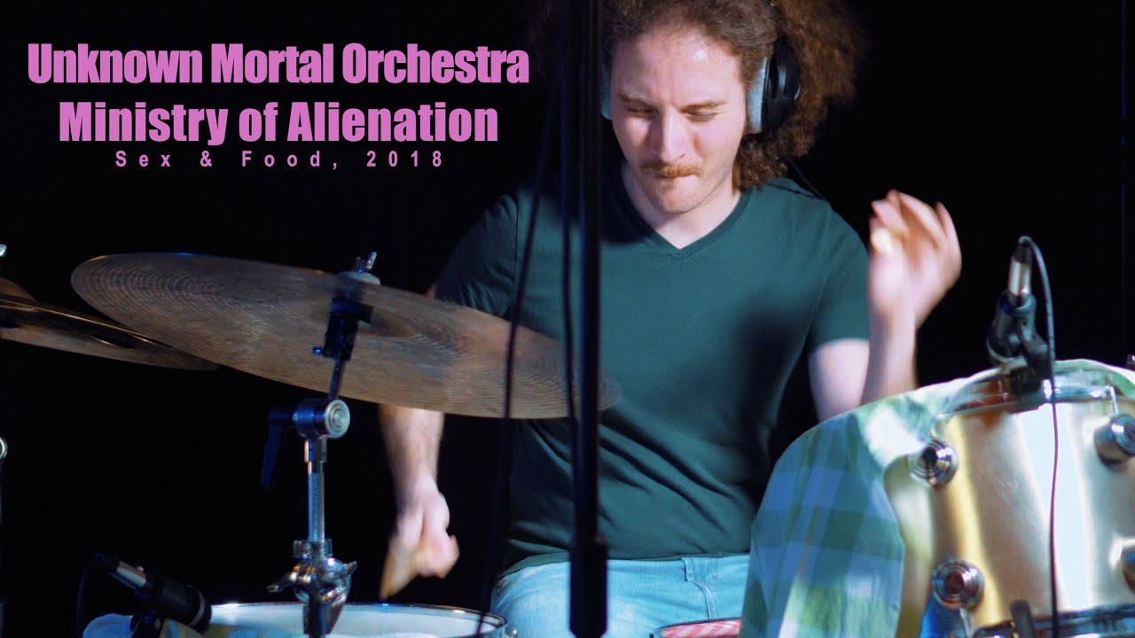 Download Unknown Mortal Orchestra - Ministry of Alienation (DRUM COVER)