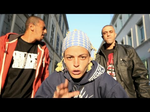 Keny Arkana - Marseille feat. Kalash l'Afro & RPZ (Clip Officiel)