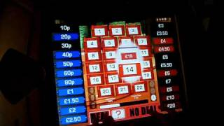 deal or no deal machine questions