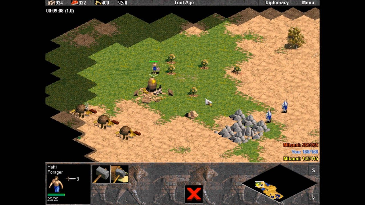 Age Of Empires 2 HD Free Download Overview
