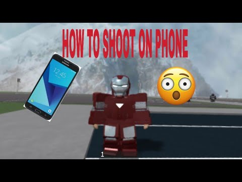 How To Shoot In Iron Man Simulator(patched)