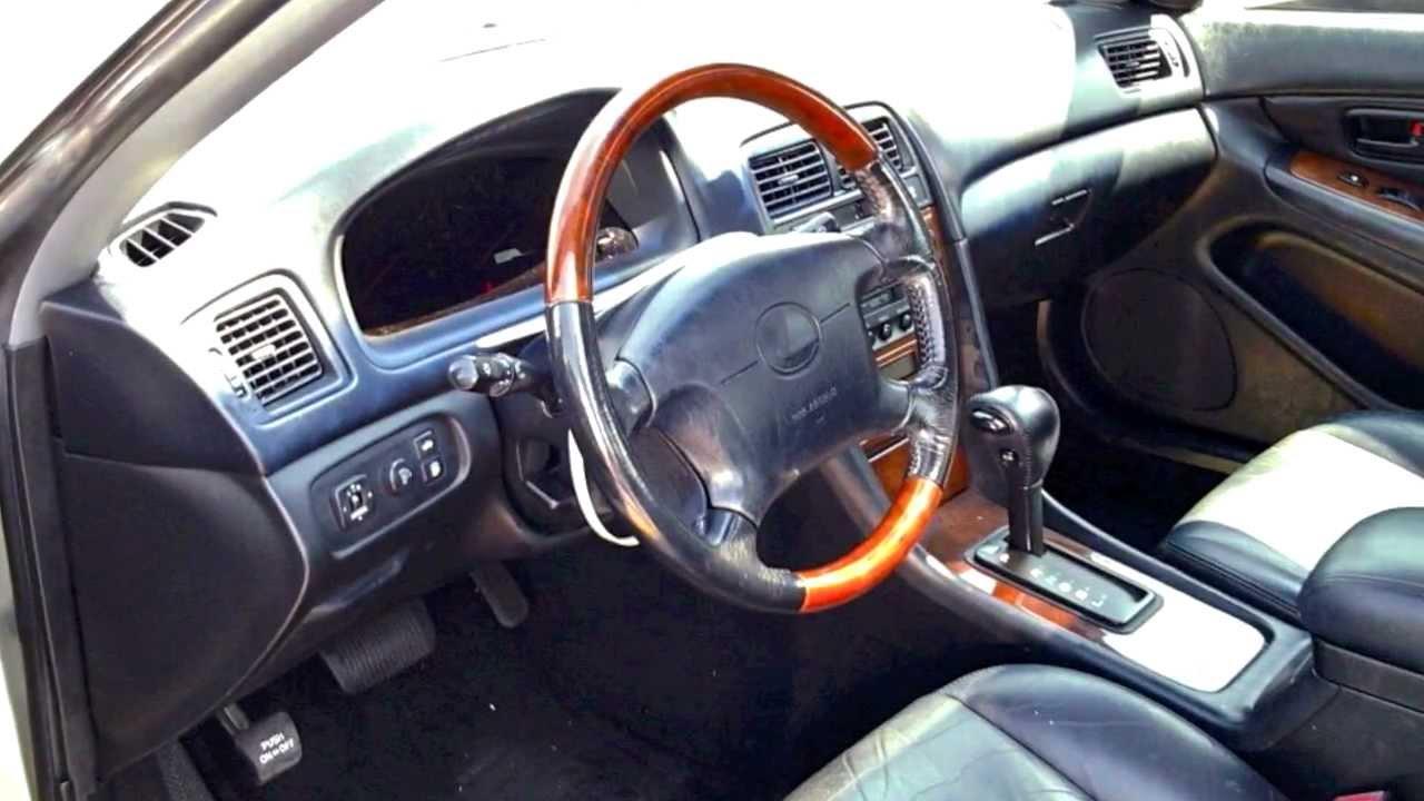 2001 lexus es300 quick tour rev with exhaust view 133k youtube rh youtube com Lexus LX Lexus GS