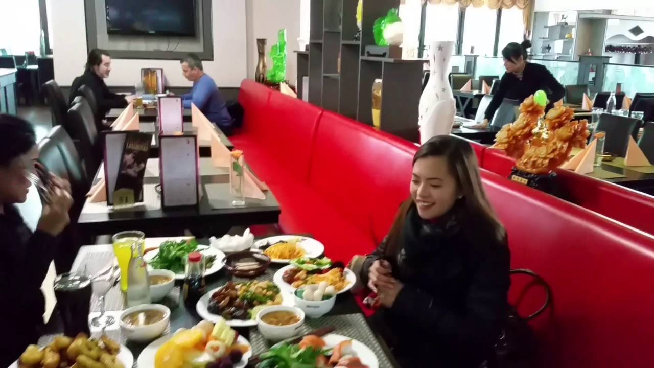 Chinese food trip at Germany with tita Preamelda  😄 - YouTube