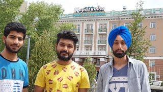 Ребята Из Индии Учатся В КАРАГАНДЕ медицинский университет 5 лет учебы разговор на русском Канал ИП