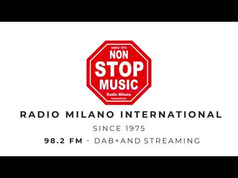 Radio Milano International | Your Black Music Station | FM • DAB+ • Streaming