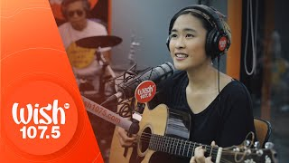 "Rice Lucido performs ""Sabi Nila"" LIVE on Wish 107.5 Bus"