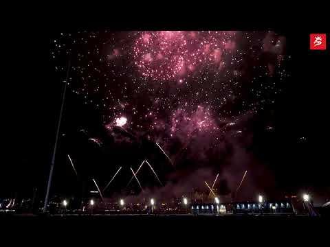PYROMAGIC 2017 Szczecin – IV pokaz – SZWAJCARIA (Sugyp)