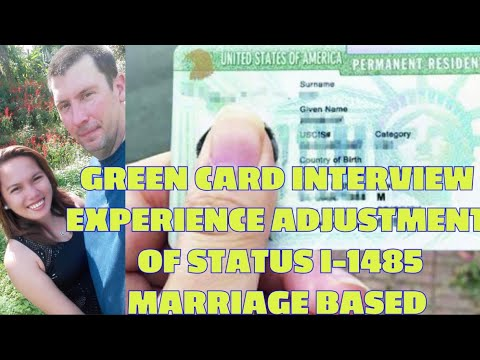 My Green Card Interview Experience 2019|Adjustment of Status NOLA)I-485