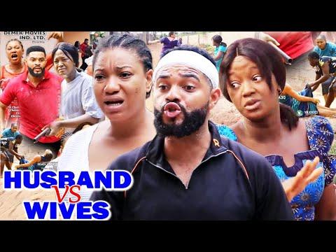 Husband Vs Wives Complete Season 11&12 - (New Movie) 2021 Latest Nigerian Nollywood Movie Full HD