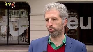 Oberbürgermeister Boris Palmer appelliert an ältere Bürger