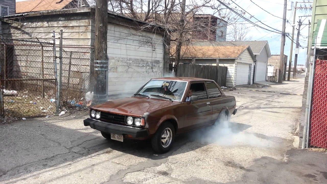 1980 Toyota Corolla 1 8 Youtube