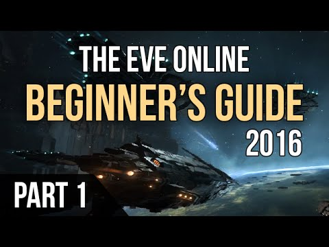 EVE ONLINE►Beginner's Guide 2016 - Part 1 (What is EVE?, Trial Reward, Discord)