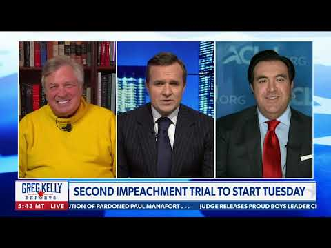 "Impeachment Trial Just ""Political Theater"" - Jordan Sekulow on Newsmax"