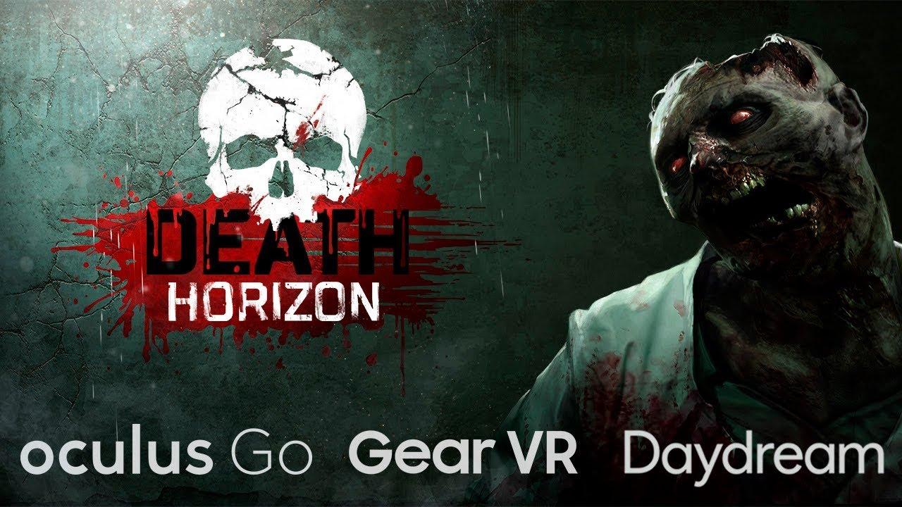 Death Horizon - Official Trailer   Gear VR