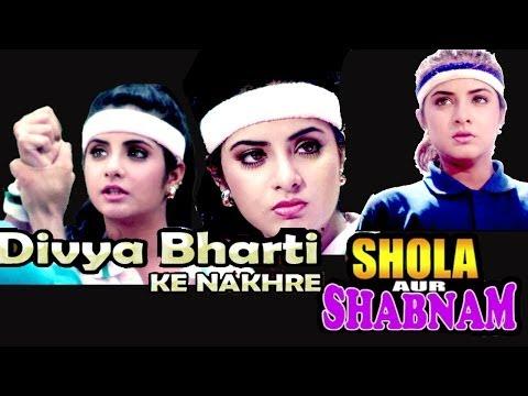 Divya Bharti Best Scenes - Shola Aur Shabnam