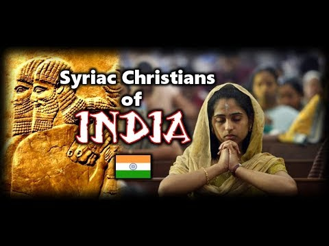 Do South Indian Christians and Muslims have Middle Eastern Ancestry? Syriac Christians of Kerala