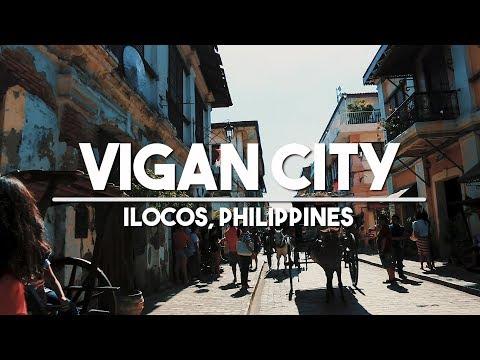 Travel to Philippines: Vigan City Ilocos
