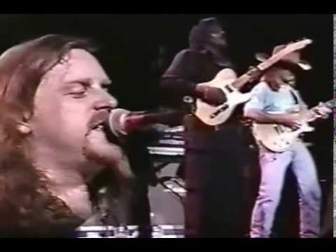 Albert Collins   The Allman Brothers Band 1993