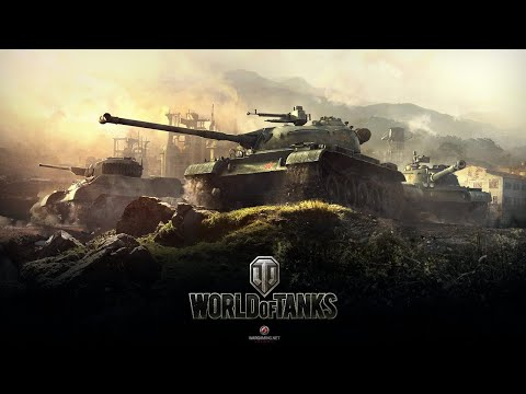 World Of Tanks.Рандом.Линия фронта.Ник:zaxis74.Укреп.8 сервер