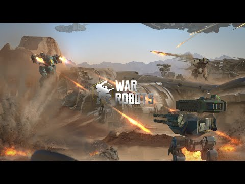 War Robots Test Server 3.4.0 (Latest)New Bot HOVER