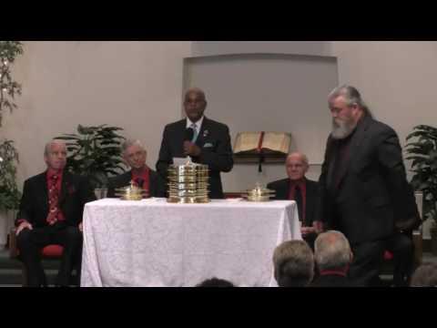 Communion - Dr. David Taylor - June 25, 2016