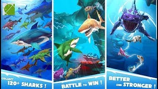 Hungry Shark Heroes - Android Gameplay FHD