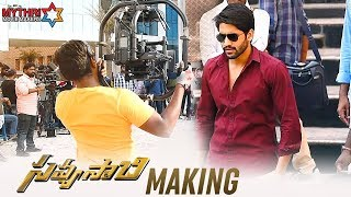 Telugutimes.net Savyasachi Movie Making
