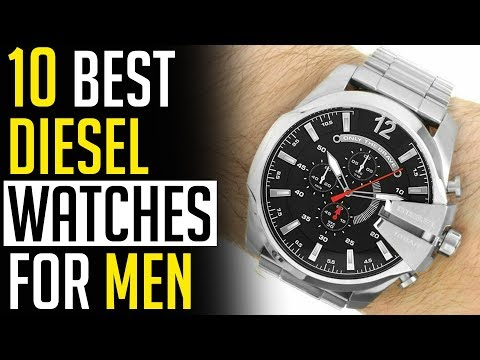 Diesel Watch: Top 10 Best Diesel Watches In (2019) | On Amazon