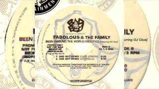 Fabolous - Been Around The World Freestyle