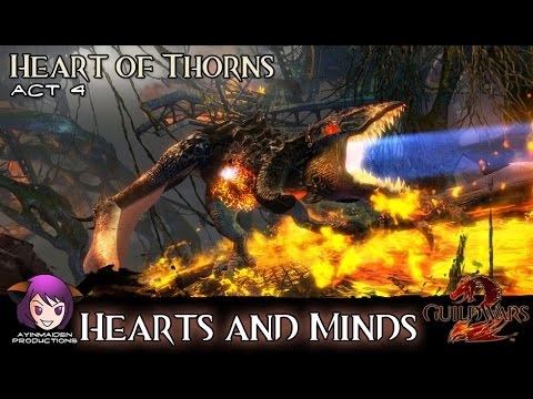 ★ Guild Wars 2 ★ - Heart Of Thorns Act 4 - 02 Hearts And Minds