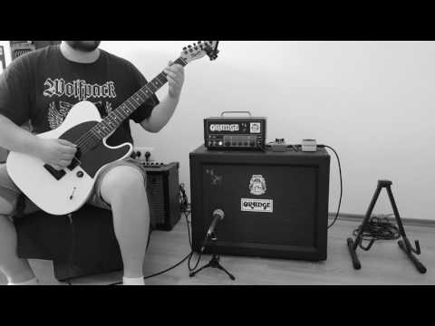 SlipKnoT - AOV -  Guitar Cover (Jim Root Terror)