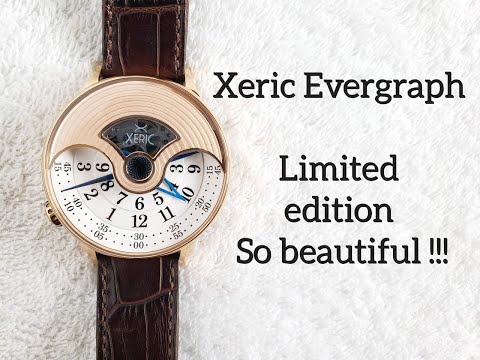 Xeric Evergraph Automatic Review. Xeric Wach. Unusual Watch.
