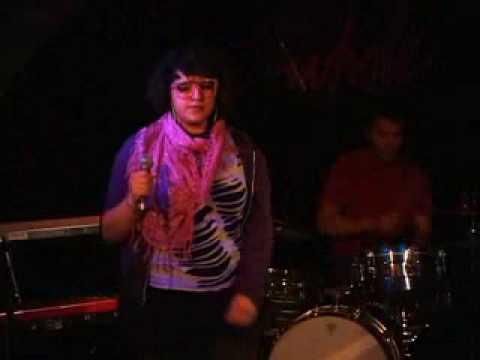 """Black Blondie performs """"Marla Singer"""" and """"Mocking..."""