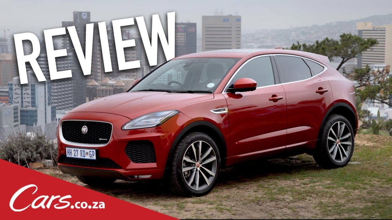 New Jaguar E Pace Review Jag S Luxury Compact Suv