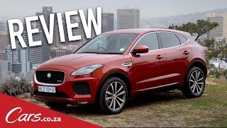 New Jaguar E-Pace Review - Jag'S Luxury (Compact?) Suv