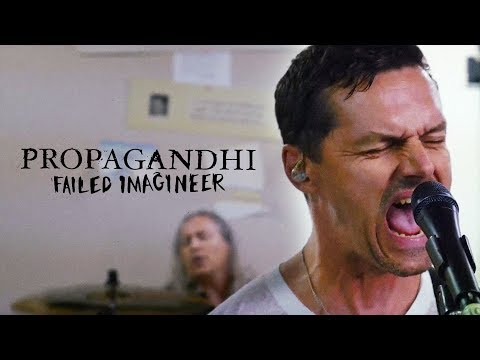"Propagandhi - ""Failed Imagineer"""
