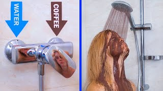 Girls vs Boys Morning Routine / Types of People in the Morning