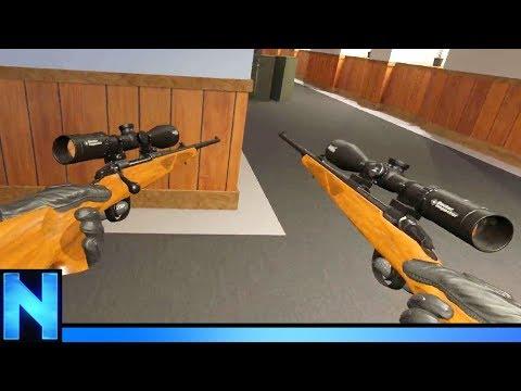 AKIMBO SNIPER RIFLES IN VR COUNTER STRIKE