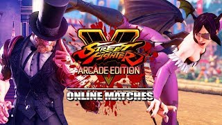 CAN'T SEDUCE THIS PRESIDENT - Week Of! G :Street Fighter V Online Matches