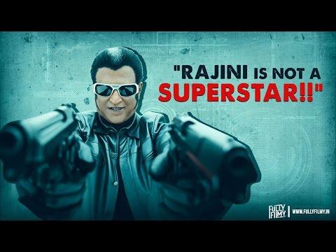 """Rajini is not a Superstar"" | Sudhanshu Pandey | 2.0 | Fully Filmy"