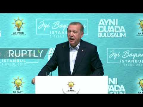 Turkey: 'There is a genocide' - Erdogan derides Islamic world's 'silence' on Rohingya killings