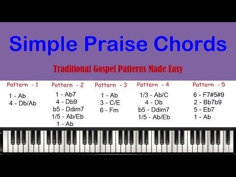 Simple Praise Chords